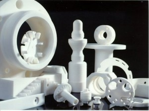 Custom Machined Macor Ceramic Parts