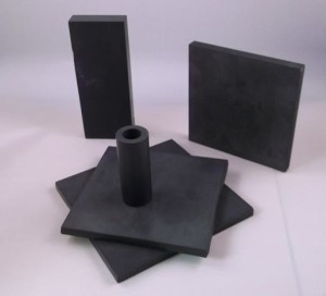 Boron Carbide Sheets Plates Rods & tubes