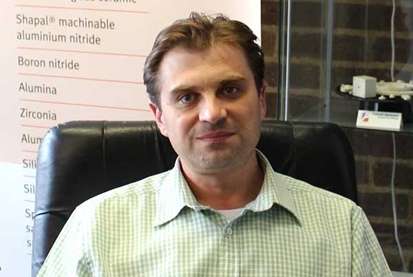 Dr. Lucian Falticeanu - Director of Technology