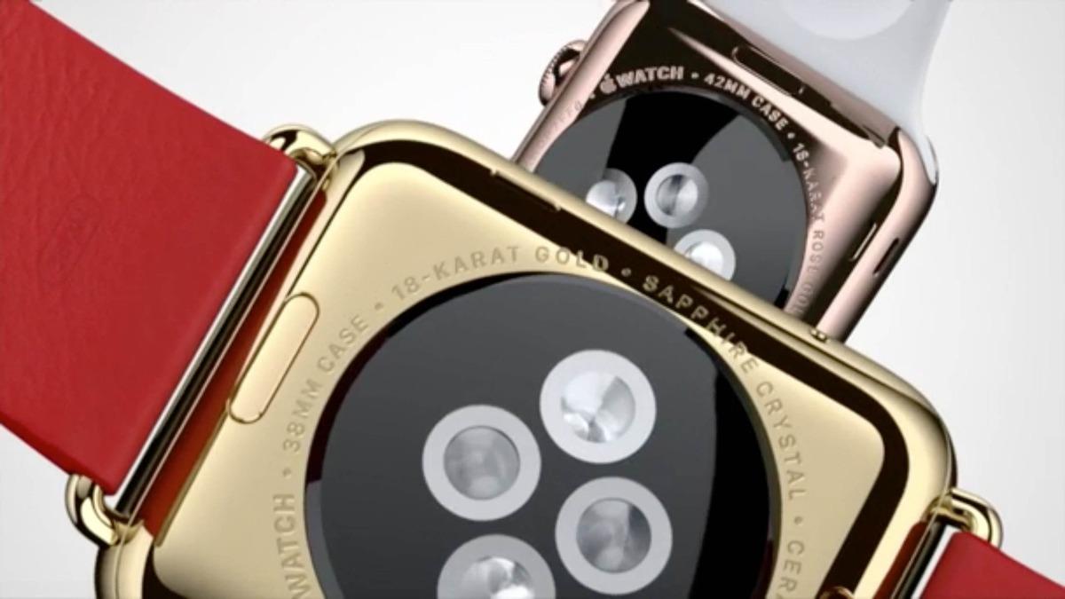 Zirconia Apple Watch Back