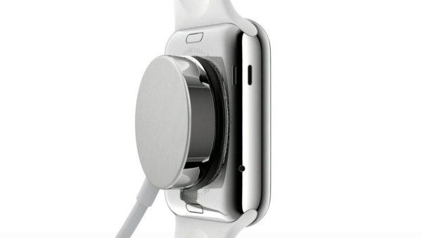 Apple Zirconia Inductive Charging