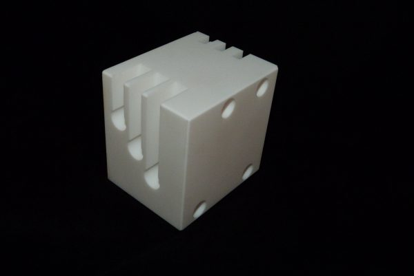 Ceramic Prototyping with Macor
