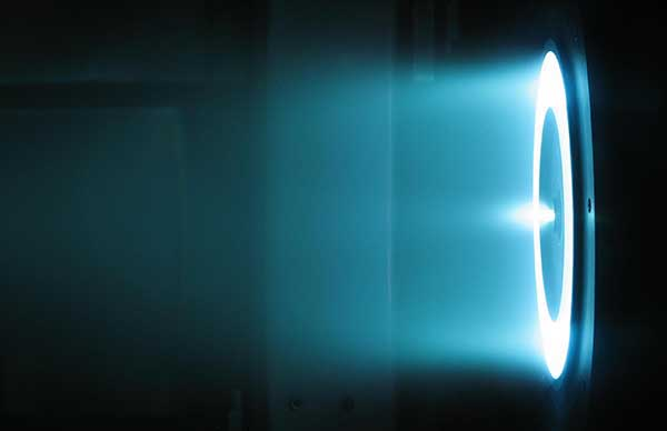 Electric Propulsion in Space
