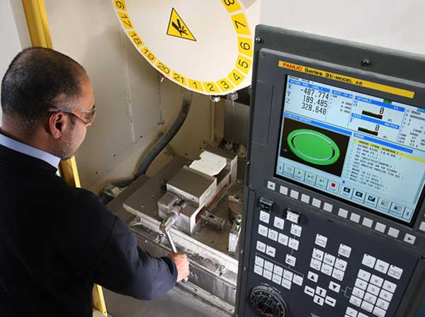 Technical Ceramic Machining & Grinding