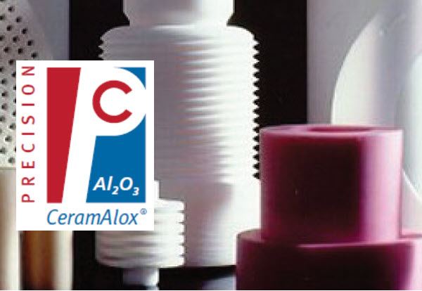 Ceramic Material - CeramAlox (Alumina / Aluminum Oxide)
