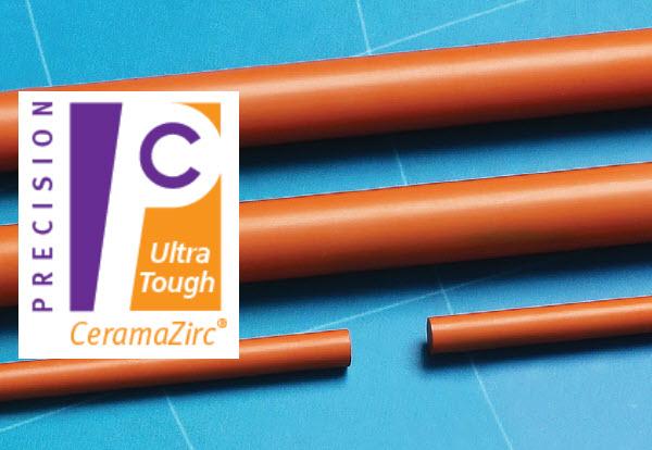 Ceramic Material - CeramaZirc Ultra Tough (Zirconia Composite)