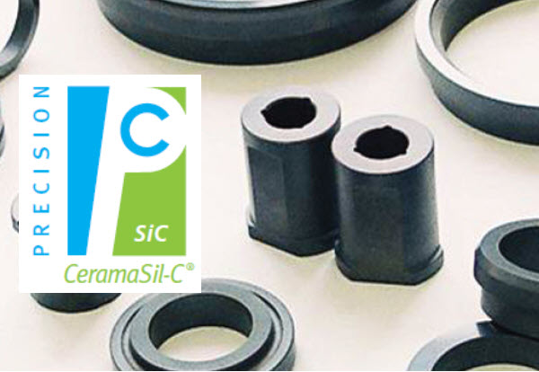 Ceramic Material - CeramaCil-C (Silicon Carbide)