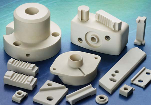 Ceramic Material - Shapal Hi-M Soft (Machinable Aluminum Nitride)