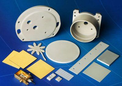 Aluminum Nitride Parts