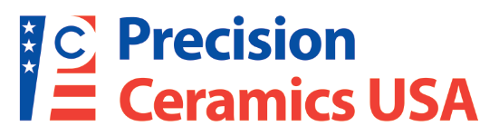 Precision Ceramics USA Logo
